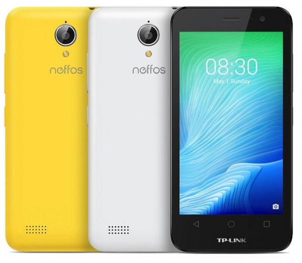 TP-LINK เปิดตัว Neffos Y5L สมาร์ทโฟนสเปคระดับกลาง
