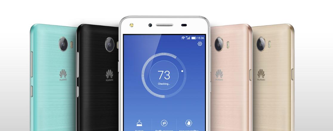 เปิดตัวพร้อมวางจำหน่าย Huawei Y3II และ Y5II สมาร์ทโฟนราคาประหยัด สีสันสดใสเอาใจวัยทีน