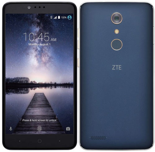 ZTE เปิดตัว ZTE ZMax Pro สมาร์ทโฟนรุ่นใหม่ มาพร้อมหน้าจอขนาด 6 นิ้ว ความละเอียด Full HD สเปคดี ดีไซน์สวย ราคาเพียง 3,500 บาท!!