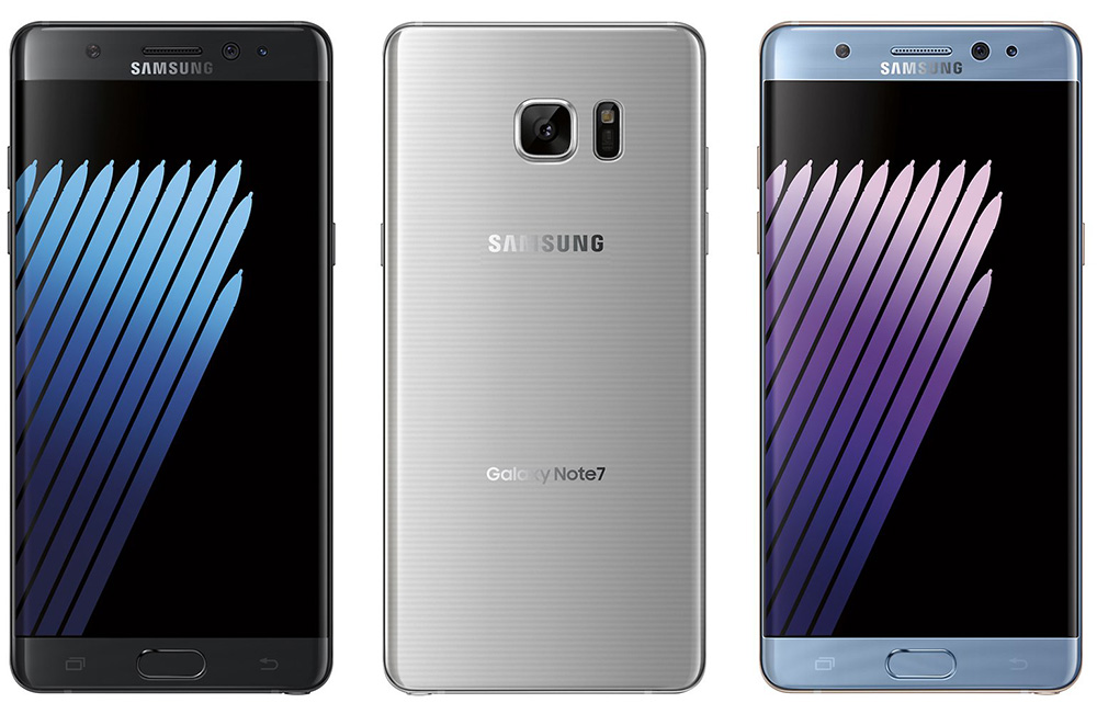 Samsung Galaxy Note 7 ปลดล็อคหน้าจอได้ด้วยการสแกนม่านตา [มีคลิป]