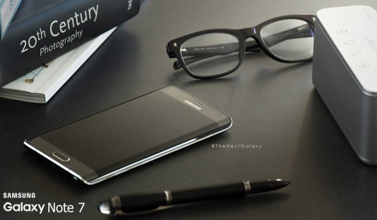 Samsung เปิดตัว Galaxy Note 7 พร้อมกระจกหน้าจอ Gorilla Glass 5 รุ่นแรกของโลก ในราคา 28,900 บาท