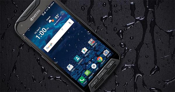 Kyocera Duraforce Pro  สมาร์ทโฟนสายอึด มาพร้อมกับฟีเจอร์ป้องกันน้ำ-ป้องกันฝุ่น, ป้องกันการตกกระแทก