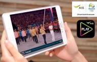 AIS ให้คนไทยรับชมโอลิมปิกทุกคู่,ทุกสนาม ที่ช่อง Rio (TH) บนมือถือด้วยแอพ AIS PLAY
