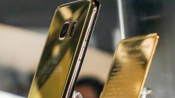 Samsung เปิดตัวสมาร์ทโฟนสุดหรู Galaxy S7 edge และ Galaxy Note 7 รุ่น Gold Elite