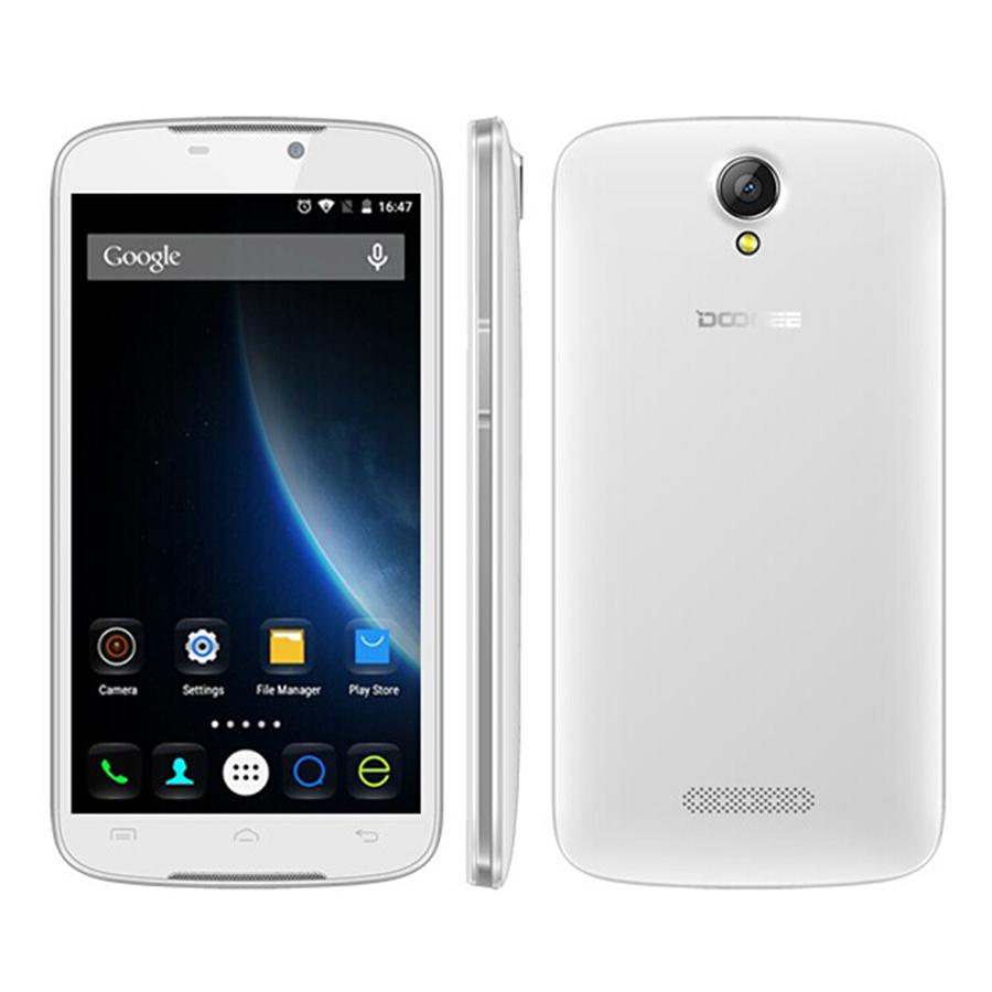 Doogee X6 Pro สมาร์ทโฟนราคาสบายกระเป๋า แรม 2GB แรงด้วย CPU MTK6735 Quad Core บนหน้าจอ 5.5 นิ้ว ความละเอียด HD