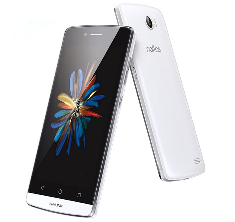 TP-Link Neffos C5 Max สมาร์ทโฟนสเปคดีในราคาสบายกระเป๋า มาพร้อมหน้าจอ  5.5 นิ้ว ความละเอียด Full HD Android OS 5.1 Lollipop รองรับการใช้งาน 2 ซิม แบตเตอรี่ 3045 mAh