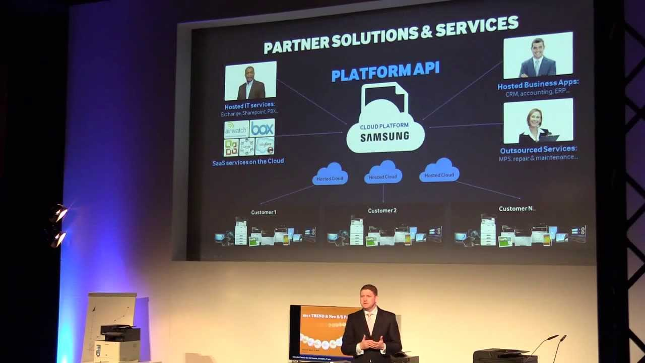Samsung เปิดตัว Samsung Cloud บริการโอนข้อมูลระหว่างอุปกรณ์ซัมซุง