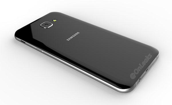ภาพเรนเดอร์ Samsung Galaxy A8 (2016) สมาร์ทโฟนเวอร์ชั่นอัปเกรดปี 2016 พร้อมสเปคที่ดีกว่าเดิม