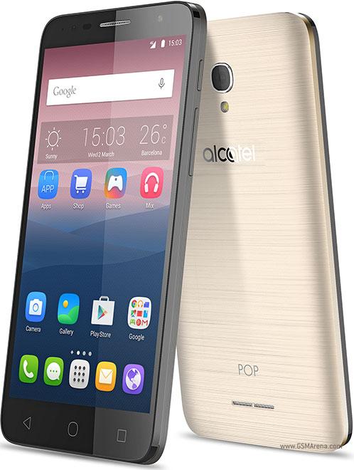 Alcatel POP 4 สมาร์ทโฟนสเปคดี รองรับ 4G RAM 1GB พร้อมกล้องหลัง 8 ล้านพิกเซล ในราคาสบายกระเป๋า