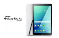 ซัมซุง เปิดตัว Galaxy Tab A (2016) แทปเล็ตรุ่นใหม่มาพร้อมกับปากกา S Pen, RAM 3GB,มแบตเตอรี่ความจุถึง 7,300 mAh