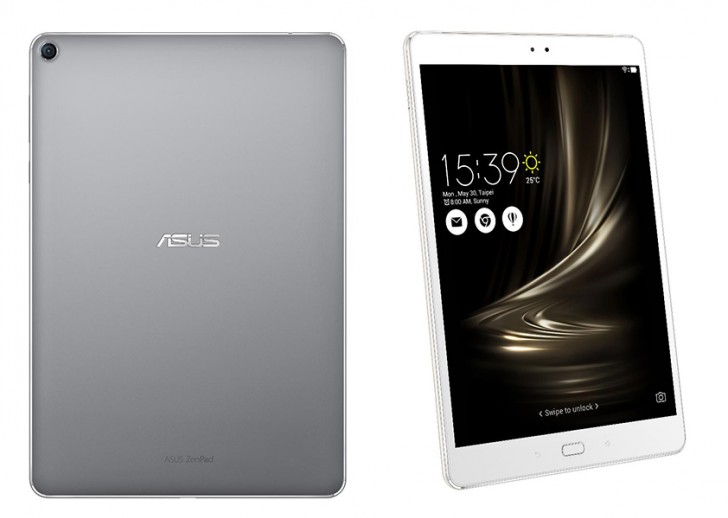 ASUS เปิดตัวแท็บเล็ตรุ่นใหม่ชื่อ ZenPad 3S 10 แท็บเล็ต Android รุ่นใหม่ล่าสุด สเปคจัดเต็มทุกการใช้งาน