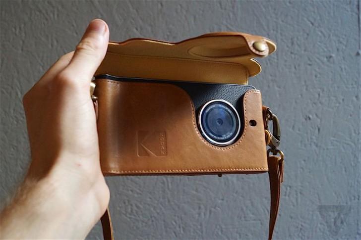 Kodak เปิดตัว KODAK EKTRA สามาร์ทโฟนรุ่นล่าสุดจุดเด่นกล้องหลังความละเอียด 21 ล้านพิกเซล ดีไซน์วินเทจ ย้อนยุค