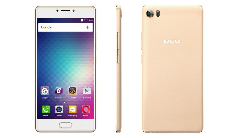 BLU Pure XR สามาร์ทโฟน หน้าจอใหญ่สะใจ 5.5 นิ้ว แรม 4GB พร้อมกล้องหลังความละเอียด 16 ล้านพิกเซล