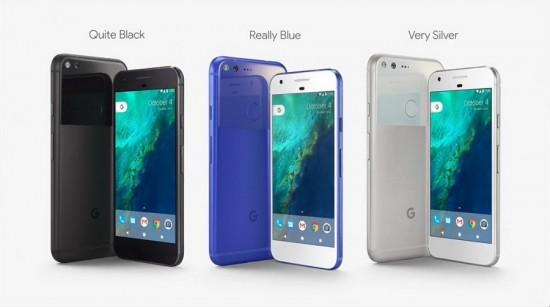 Google เปิดตัว Pixel และ Pixel XL พร้อมสเปคแรงจัดเต็ม พร้อมแบตเตอรี่ชาร์จเพียงแค่ 15 นาที แต่ใช้งานได้นานถึง 7 ชั่วโมง!