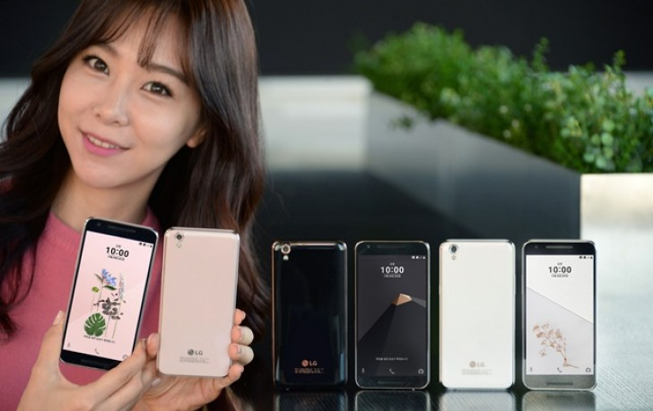 LG เปิดตัวสมาร์ทโฟนรุ่นใหม่ LG U พร้อมสเปคระดับกลาง RAM 2GB หน้าจอ 5.2 นิ้ว กล้องหลัง13 ล้านพิกเซล ราคาหมื่นต้นๆ