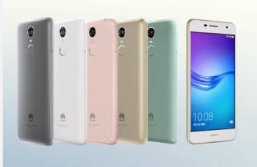 Huawei เปิดตัว Enjoy 6 สมาร์ทโฟนแอนดรอยด์รุ่นใหม่หน้าจอ 5 นิ้ว  RAM 3GB กล้องหลัง13 ล้านพิกเซล และแบตเตอรี่ 4,100mAh ในราคาเพียง 6,xxx บาท