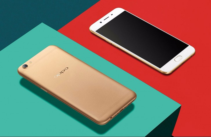 OPPO เปิดตัว R9s/R9s Plus สมาร์ทโฟนรุ่นใหม่จุดเด่นเน้นกล้องสวย ความละเอียด 16 ล้านพิกเซล พร้อม RAM 6 GB