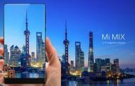 เปิดตัว Xiaomi Mi Mix สมาร์ทโฟนดีไซน์ไร้ขอบ หน้าจอ 6.4 นิ้ว!! พร้อมสเปคที่เกินราคา