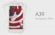 OPPO ประเทศไทยวางจำหน่าย OPPO A39 สมาร์ทโฟนรุ่นใหม่ กล้องหลัง 13 ล้านพิกเซล ในราคา 7,990 บาท