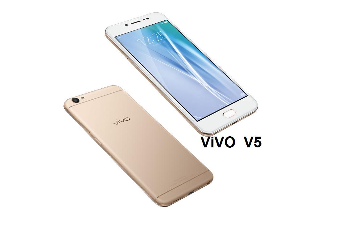 vivo V5 สมาร์ทโฟนรุ่นใหม่ หน้าจอ 5.5 นิ้ว พร้อมเอาใจคอเซลฟี่ ด้วยกล้องหน้าความละเอียดถึง 20 ล้านพิกเซล และ RAM 4GB