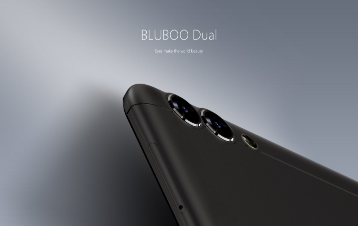 เปิดตัวสมาร์ทโฟนรุ่นใหม่ BLUBOO Dual หน้าจอใหญ่ 5.5 นิ้ว กล้องหลังคู่ รองรับ 4G แบตเตอรี่ 3000 mAh ในราคาสบายกระเป๋า