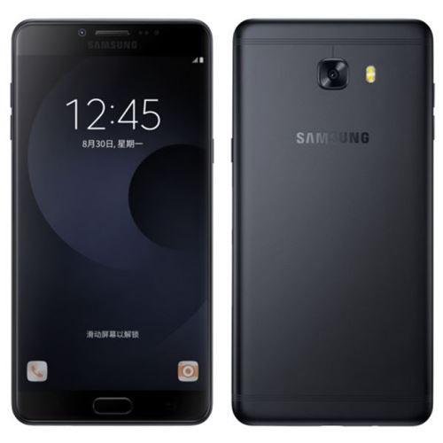 Samsung Galaxy C9 Pro เปิดตัวสีใหม่ Black สีดำด้าน สวย หรู เท่ห์ พี่มาพร้อมกล้องหน้าและหลังความละเอียด 13 ล้านพิกเซล