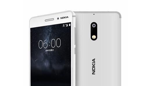 Nokia 6 สีขาว เตรียมวางจำหน่ายในเว็บ Lazada ในราคาหมื่นต้นๆ