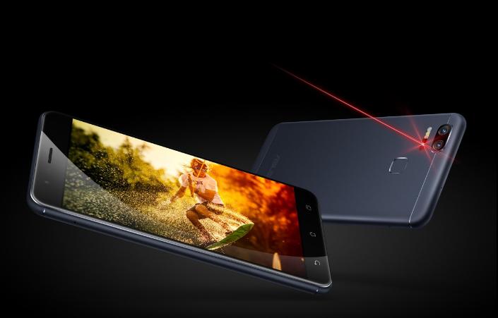 Asus เปิดตัว ZenFone 3 Zoom สมาร์ทโฟนกล้องคู่พร้อมแบตเตอรี่ 5,000 mAh