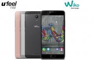 Wiko U FEEL FAB สมาร์ทโฟน 5.5 นิ้ว แรม 3G กล้องหลัง 13 ล้านพิกเซล ราคาเพียง 5,690 บาท
