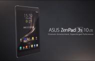 Asus การเปิดตัวแท็บเล็ตรุ่นใหม่ล่าสุด ZenPad 3S 10 LTE มาพร้อมหน้าจอใหญ่ 9.7 นิ้ว RAM 4GB, แบตเตอรี่ความจุ 7800 mAh