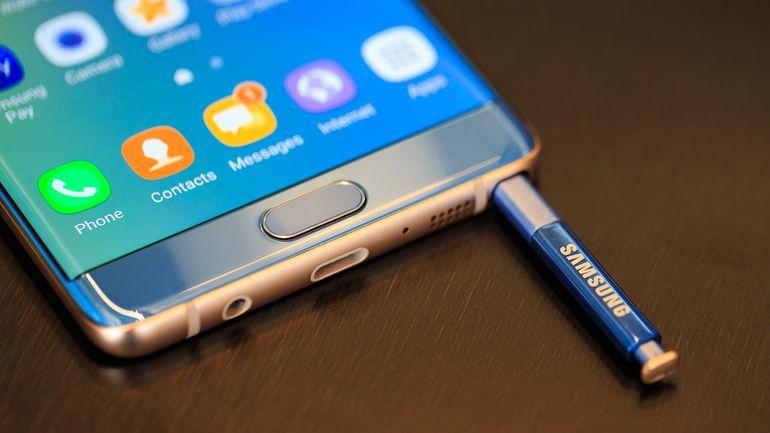 ซัมซุงแถลง สาเหตุของการระเบิดใน Galaxy Note 7