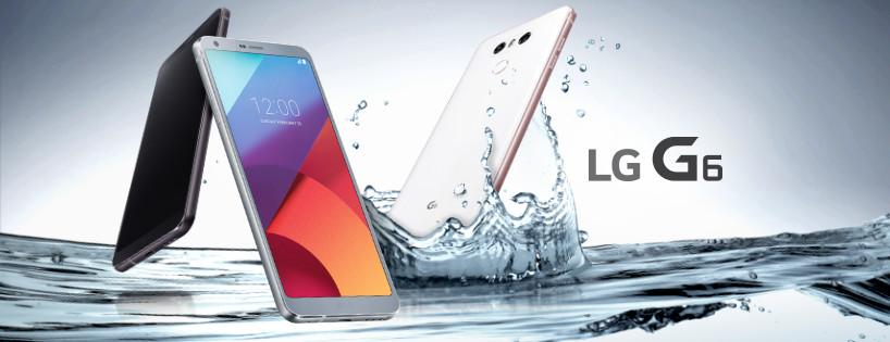 เปิดตตัว LG G6 สมาร์ทโฟนที่ใช้เทคโนโลยี Dolby Vision ให้ภาพสวยคมชัด กล้องหลังคู่ แรม 4GB