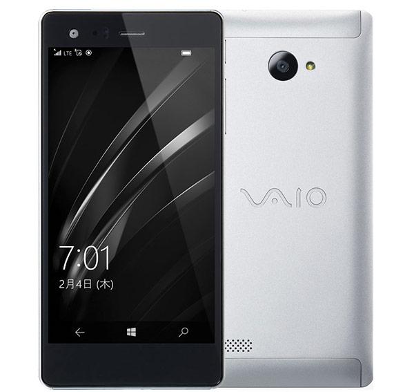 เปิดตัว VAIO Phone A สมาร์ทโฟนรุ่นใหม่มาพร้อมหน้าจอ 5.5 นิ้ว ความละเอียดระดับ Full HD, RAM  3GB, กล้องหลัง 13 ล้านพิกเซล ในราคาเพียง 7,700 บาท