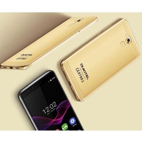 Oukitel เปิดตัวสมาร์ทโฟนหน้าจอ 6 นิ้ว Oukitel U16 Max มาพร้อมแรม  3GB และกล้องหลังความละเอียด 13 ล้านพิกเซล