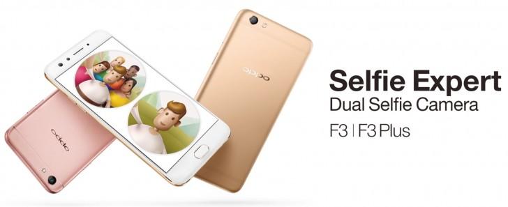 OPPO เปิดตัวสมาร์ทโฟนรุ่นใหม่ OPPO F3 Plus ชูจุดเด่นมาพร้อมกล้องคู่ความละเอียด 16 ล้านพิกเซล