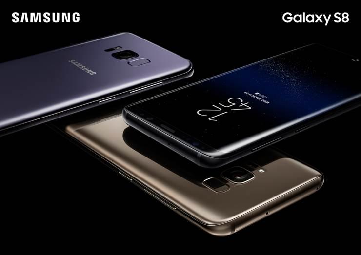 คลอดแล้ว! Samsung Galaxy S8 ที่มาพร้อมดีไซน์สวยล้ำงดงาม หน้าจอแสดงผลแบบไร้กรอบ, กล้อง 12 ล้านพิกเซล, พร้อมฟีเจอร์เด็ด!