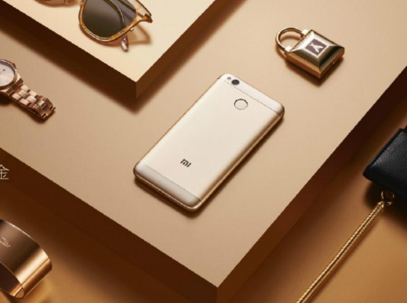 เปิดตัว Xiaomi Redmi 4X สมาร์ทโฟนรุ่นเล็กสเปคกลาง พร้อมราคาไม่ถึง 5 พัน