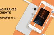 Huawei เปิดตัวสมาร์ทโฟนราคาประหยัด Huawei Y5 2017 เป็นสมาร์ทโฟนรุ่นอัพเกรด มาพร้อมแบตเตอรี่ที่ใช้งานได้ 1.5 วันด้วยการชาร์จเพียงครั้งเดียว