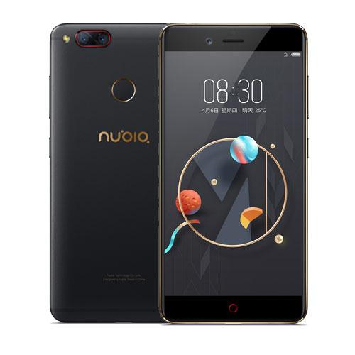 nubia Z17 mini  สมาร์ทโฟนกล้องคู่ความละเอียด 13 ล้านพิกเซล แรมสูงสุด 6GB ดีไซน์สวยเฉียบ ราคาเริ่มต้น 8,500 บาท!!