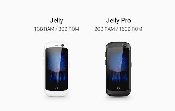 Jelly สมาร์ทโฟนรองรับ 4G รุ่นจิ๋ว หน้าจอ 2.45 นิ้ว แต่รองรับทุกฟังก์ชั่นการใช้งาน อย่างทรบครัน ในราคาเพียง 2,000 บาท