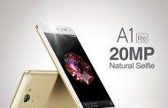 เปิดตัว Gionee A1 Lite สมาร์ทโฟนกล้องหน้า 20 ล้าน หน้าจอ 5.3 นิ้ว ความละเอียด HD ราคาเปิดตัว 8,xxx บาท