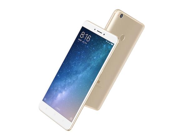 Xiaomi เปิดตัว Mi Max 2 สมาร์ทโฟนหน้าจอใหญ่ 6.44 นิ้ว พร้อมแบตเตอรี่ไซส์ยักษ์ที่ความจุถึง 5300 mAh