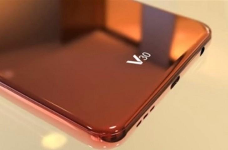 หลุดสเปค  LG V30 ก่อนเปิดตัว คาดมาพร้อมน้าจอ AMOLED บอดี้ด้านหลังแบบกระจก รองรับระบบการชาร์จแบบไร้สาย ส่วนกล้องด้านหลังคู่