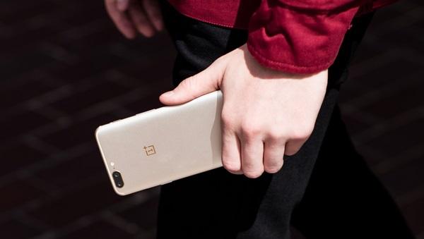 OnePlus เปิดตัวOnePlus 5สีใหม่ Soft Gold สีทอง  สวยโดดเด่น สะดุดตา