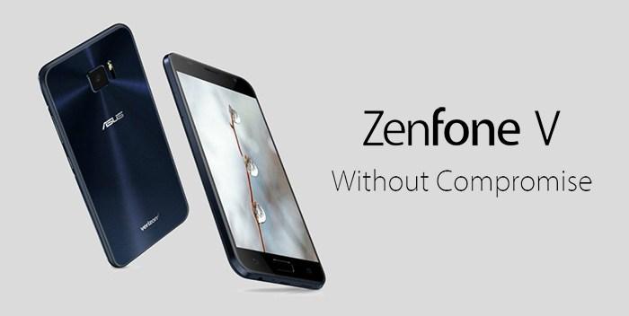 ASUS เปิดตัว Zenfone V มือถือซีรีส์ V รุ่นใหม่หน้าจอ 5.2นิ้ว พร้อมกล้อง 23 ล้านพิกเซล