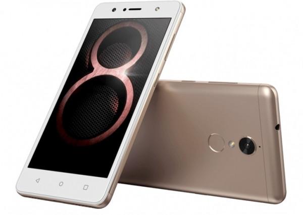 LENOVO เปิดตัว K8 / K8 PLUS สมาร์ทโฟนกล้องคู่ พร้อมแบตสุดอึดถึง 4,000mAh
