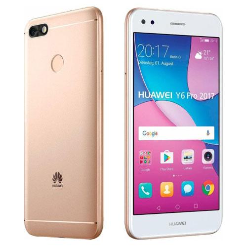 เปิดตัวอย่าง Huawei Y6 Pro 2017  มาพร้อมสปคระดับกลาง บอดี้โลหะ หน้าจอ 5 นิ้ว ความละเอียด HD กล้องหลัง 13 ล้านพิกเซล ราคาเปิดตัว 6,xxx บาท