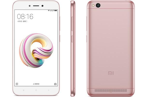 เปิดตัว  Xiaomi Redmi 5A สมาร์ทโฟนสเปคดี ราคาเบาๆ แค่ 3,000 บาท