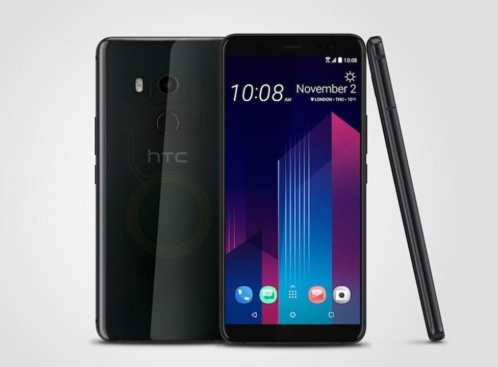 เปิดตัว HTC U11+ สมาร์ทโฟนรุ่นใหม่ที่มาพร้อมตัวเครื่องมีขนาดหน้าจอ 6 นิ้ว