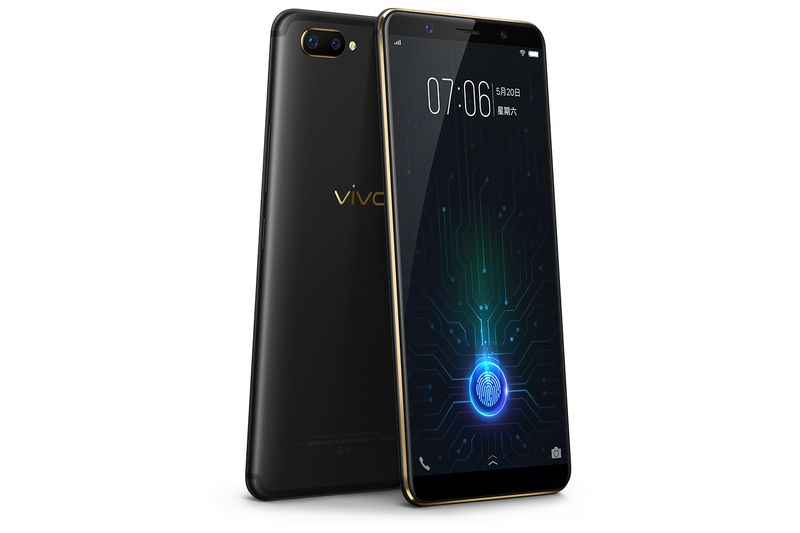 เปิดตัว vivo X20 Plus UD  สมาร์ทโฟนรุ่นแรกของโลก ที่ฝังเซ็นเซอร์สแกนลายนิ้วมือใต้หน้าจอ